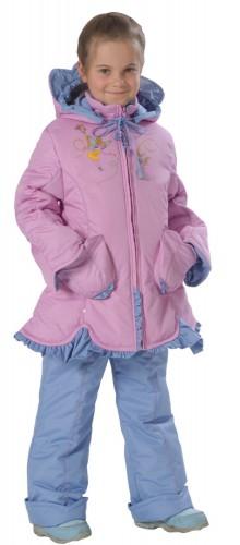 Куртка для девочки фея № 141