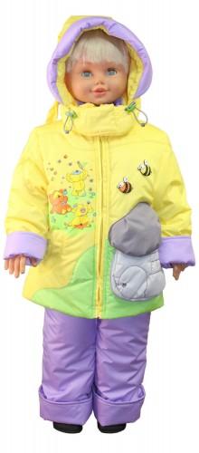 Куртка весенняя для девочки № 187