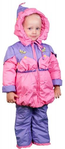 Куртка для девочки с печатью № 195