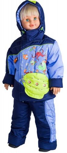 Куртка демисезонная для мальчика № 196