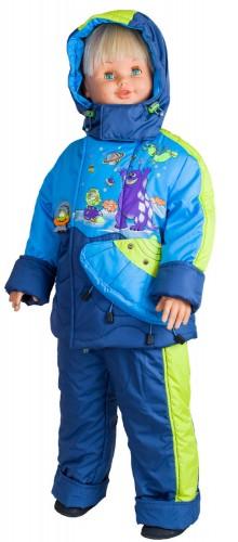 Куртка демисезонная для мальчика № 197