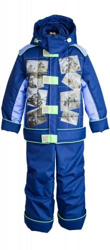Детская куртка для мальчика № 215