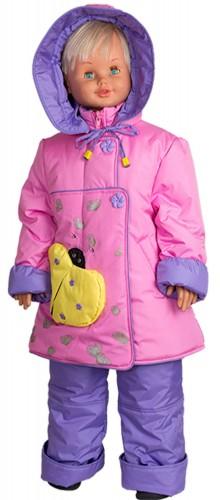 Куртка для девочек весна № 225