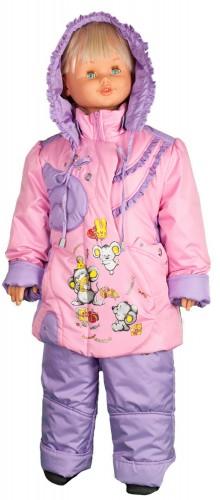 Демисезонная куртка для девочки № 239