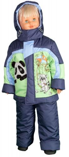 Детская куртка для мальчика № 241