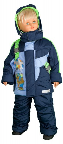 Куртка демисезонная для мальчика № 243