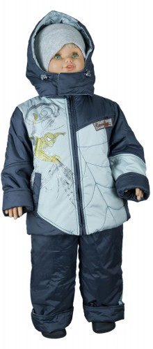 Куртка для мальчика весна № 251