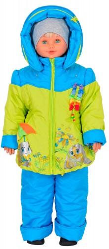 Куртка для девочек весна № 259