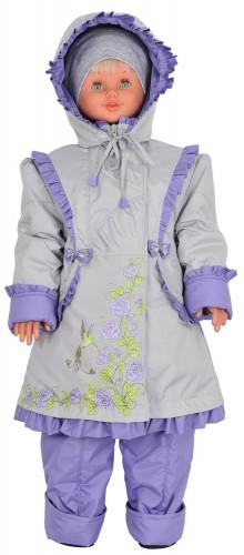 Куртка для девочек, плащ № 260