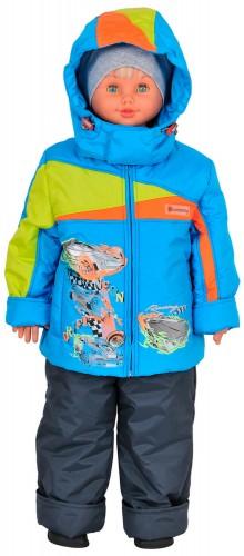 Куртка демисезонная для мальчика № 261