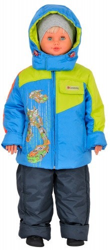 Куртка демисезонная для мальчика № 263