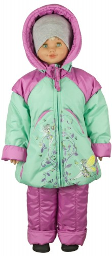 Куртка для девочки № 270