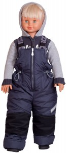 Зима - Модель № 231 П/комбинезон детский
