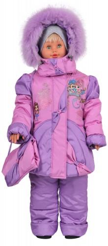 Зимняя куртка для девочки № 254