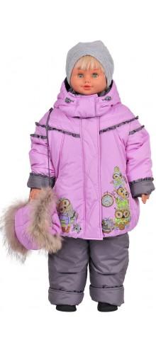 Зимняя куртка для девочек № 257 от производителя