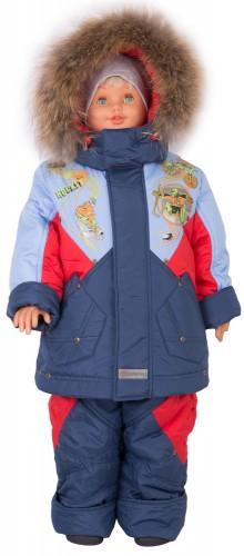 Зимняя куртка для мальчика № 266