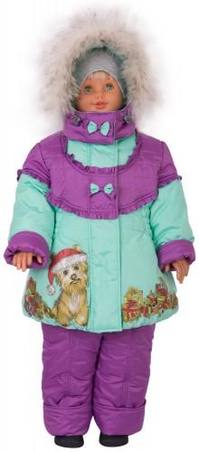 Зимняя куртка для девочек № 267