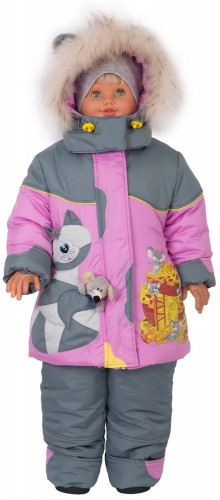 Куртка для девочки зима № 269