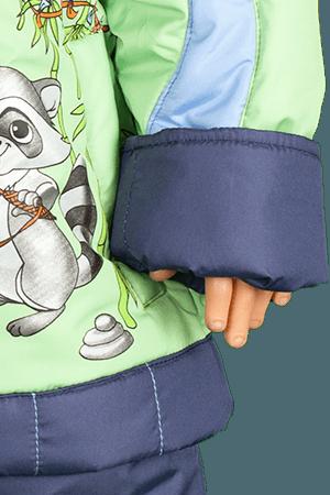 Отворачивающиеся манжеты в куртках Lemming